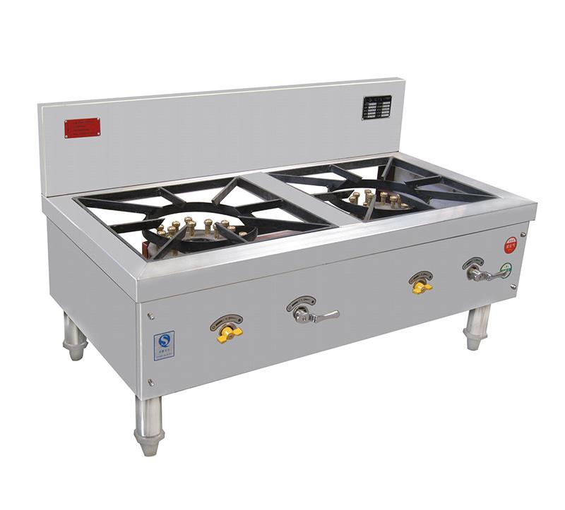 双头矮仔炉-食堂厨房工程