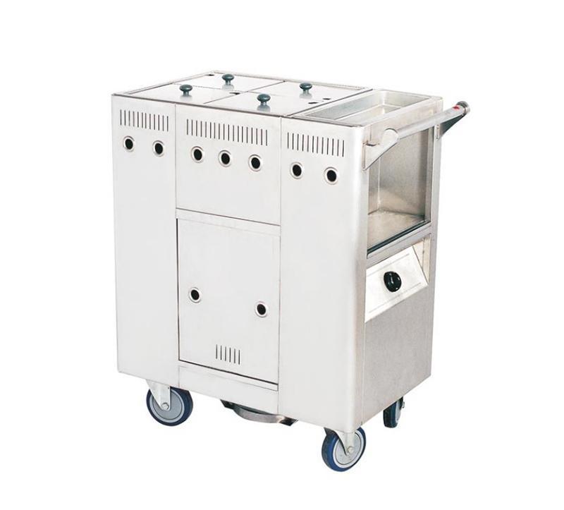 粥米车-学校厨房工程