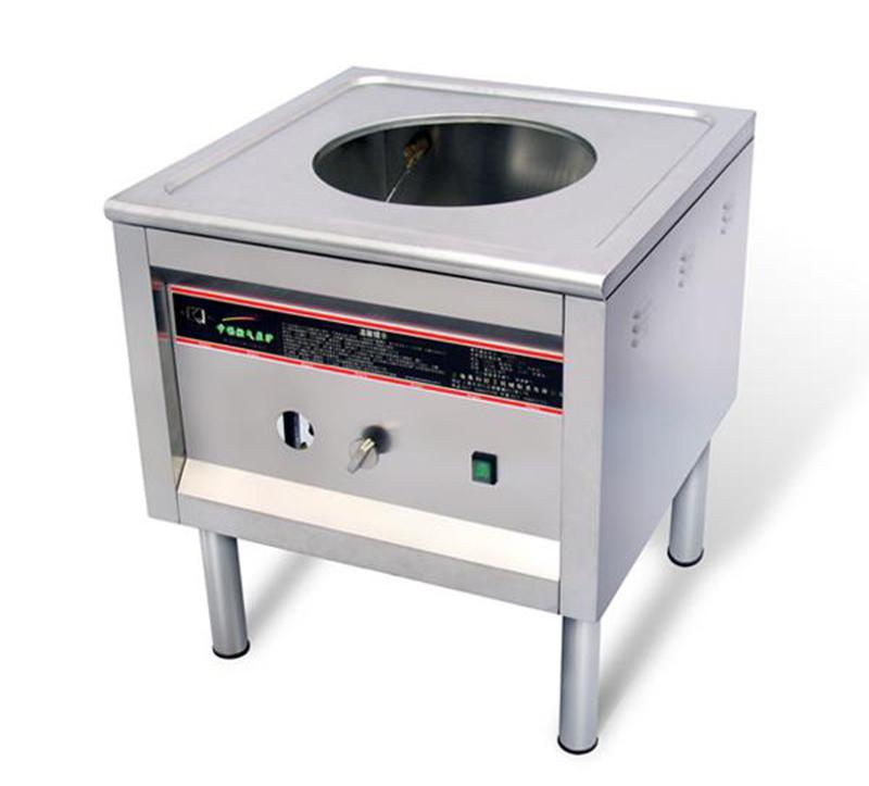 食堂厨房工程-蒸包炉