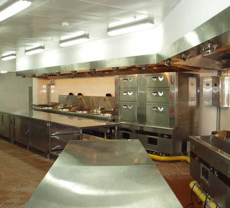 厨房设备炉具-食堂厨房工程