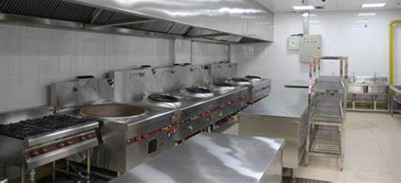 食堂厨房工程-安装厨房排烟系统设备以前务必掌握这种