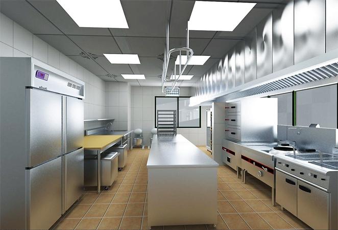 学校食堂厨房工程方案难题介绍