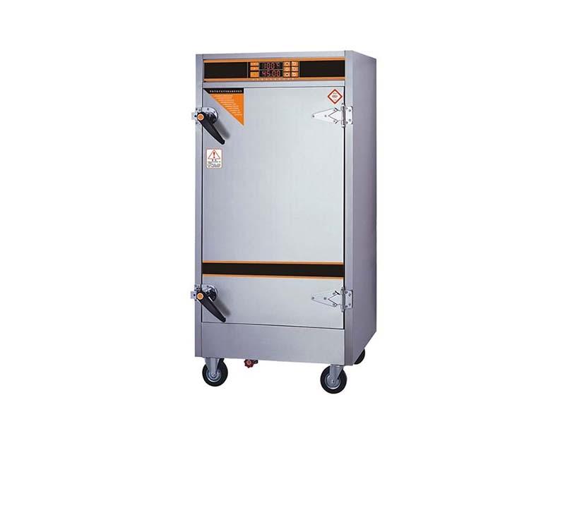 厨房设备_全自动微电脑蒸饭柜(单门)
